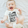 Image of Video Game Baby Romper