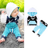 Image of BABY HOODY OUTFIT