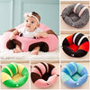 Image of BABY SEAT - SOFT COTTON BABY SUPPORT SEAT
