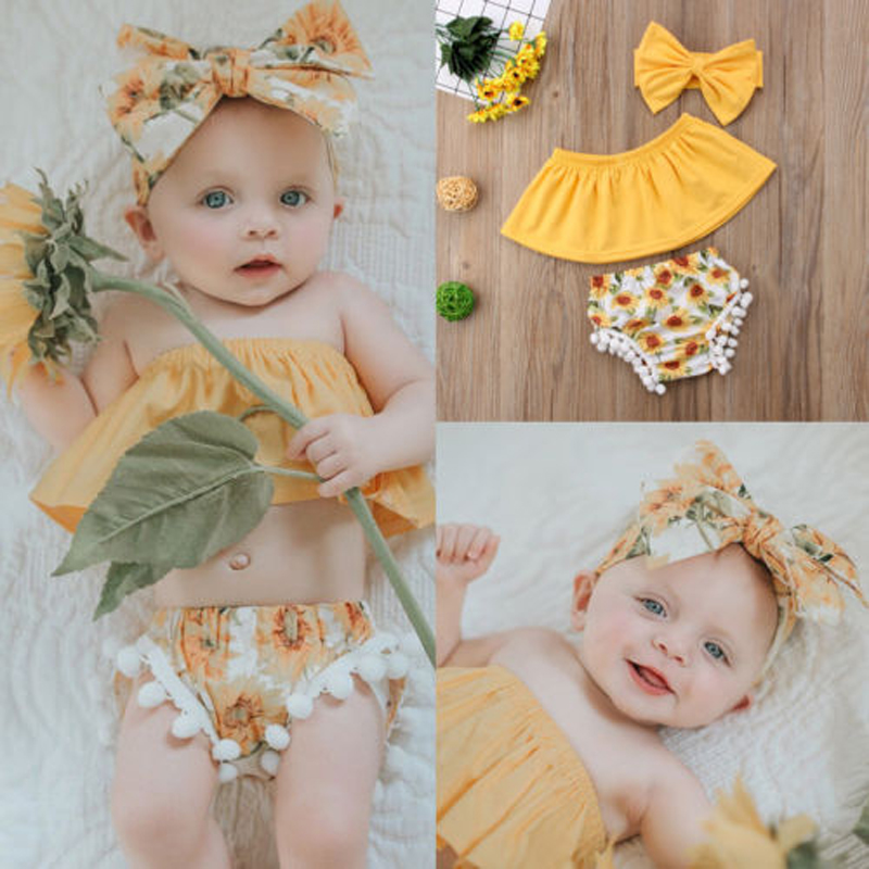 Mia Sunflower Set