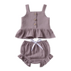 Image of Mable Bloomer Set - Dusty Purple