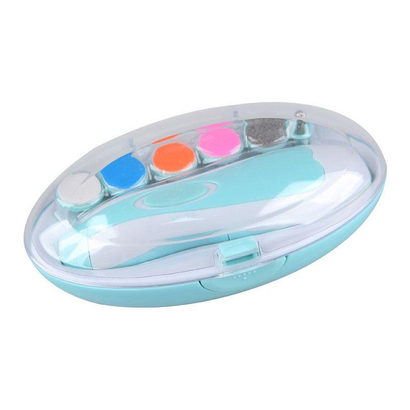 Baby & Mom Electric Nail File Trimmer