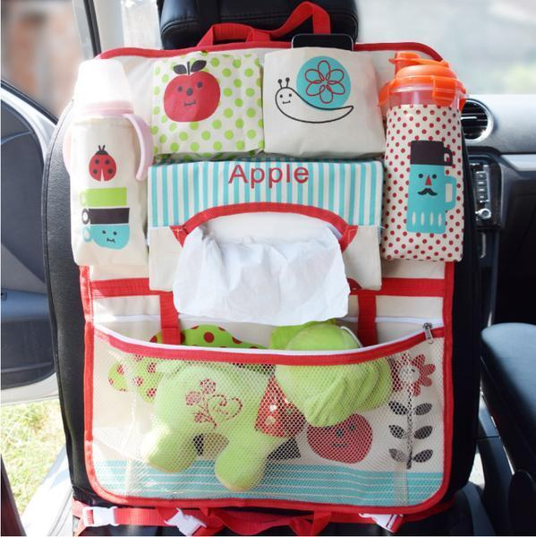BABY ORGANIZER FOR CAR