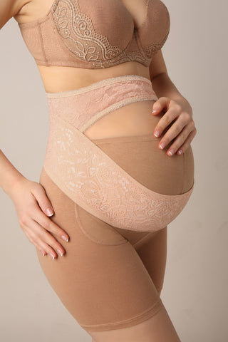 Lovely Lace Baby Belly Belt