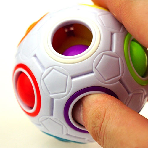 70% OFF FOR A LIMITED TIME ONLY! RAINBOW PUZZLE BALL