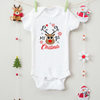 Image of My First Christmas Romper