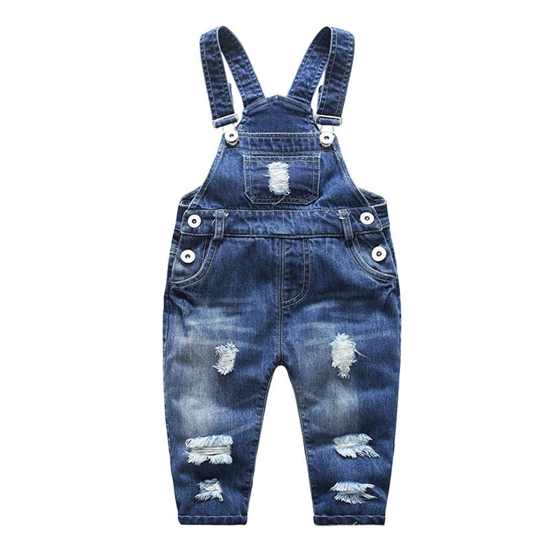 Jeans  Boy Overall Jumpsuit