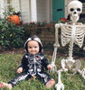 Image of BONE TODDLERS COSTUME HALLOWEEN