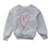 Image of MOMMY & ME HEART SWEATSHIRT