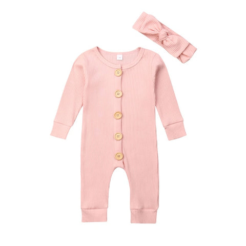 KINSLEY LS ROMPER