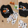 Image of MY FIRST HALLOWEEN LONG SLEEVE 2-PIECE SET