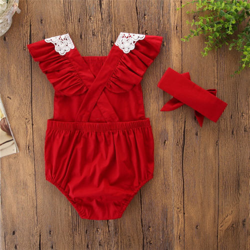 Little Red Riding Hood Romper