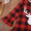 Image of Deer Baby Dress