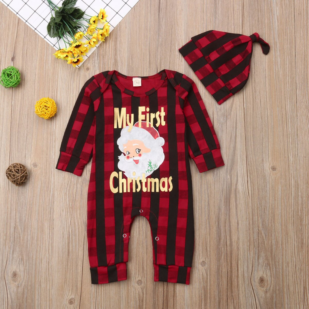 My First Christmas Outfits