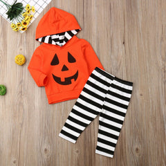 'Mr. Pumpkin' Hoody Outfit