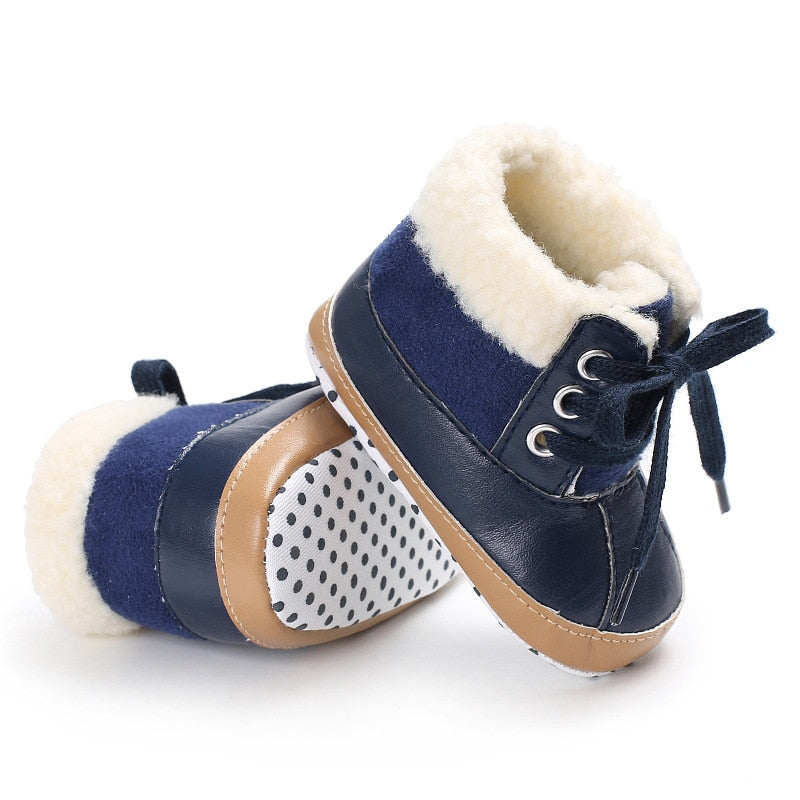 Hightop Snow Boots