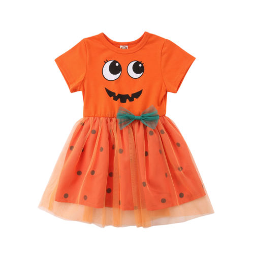 'PUMPKIN' DRESS