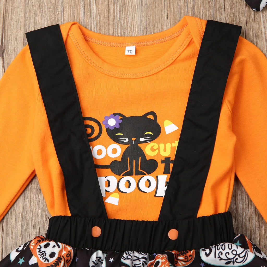Too Cute To Spook Set