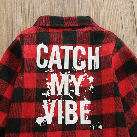 Catch My Vibe Top
