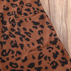 Image of Leopard Pinafore