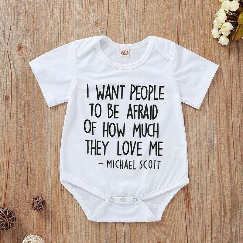 """I want people to be afraid of how much they love me"" Romper"