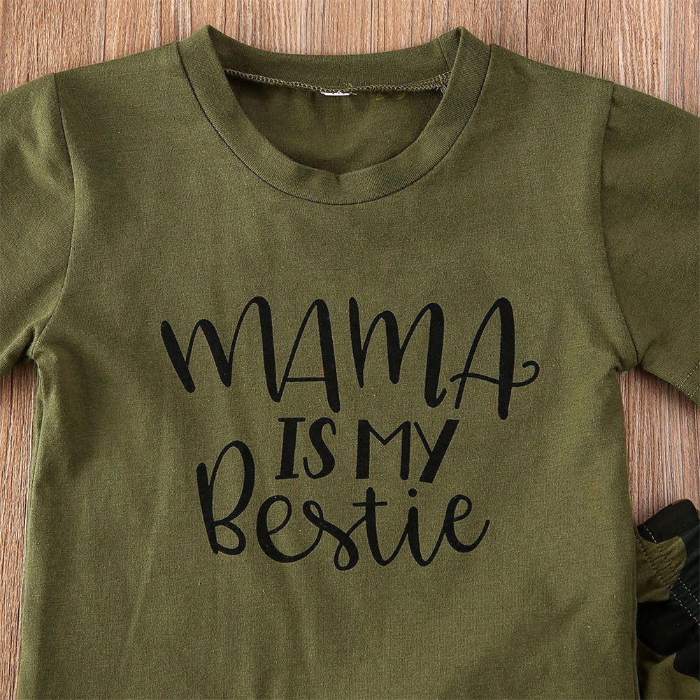 """Mama Is My Bestie"" Outfit"