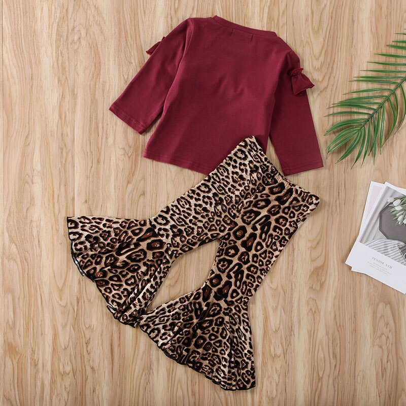 Esther Leopard Set