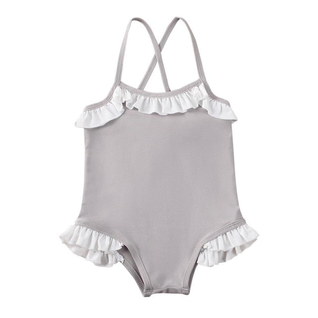 Kara Swimsuit - Grey