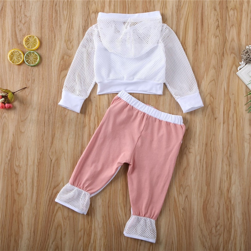 Hot Baby Girl Tracksuit
