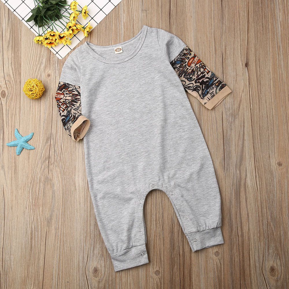 BABY TATTOO JUMPSUIT
