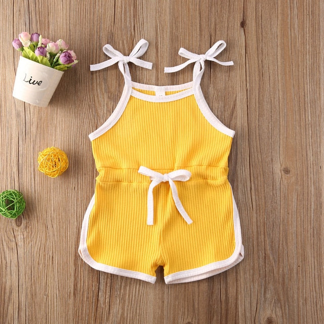 Jana Romper - Yellow