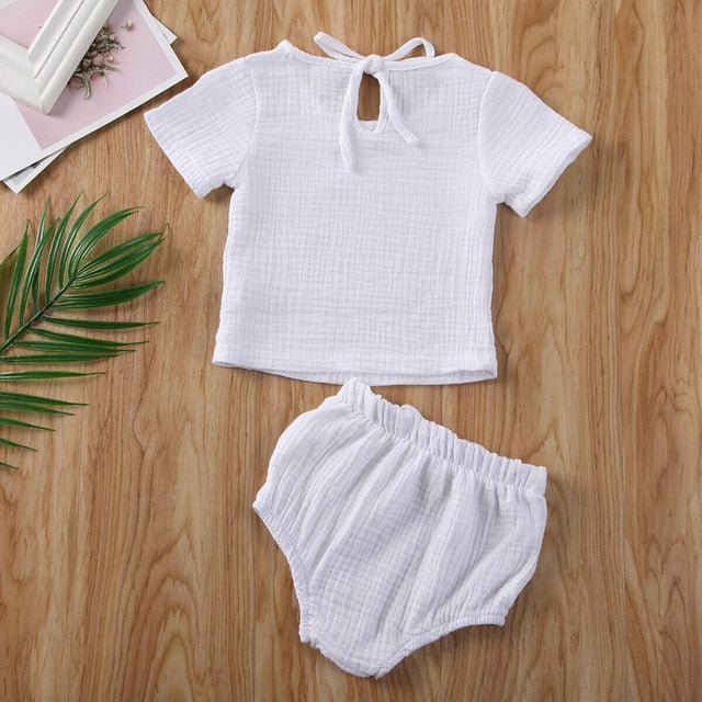 Maliah Set - White