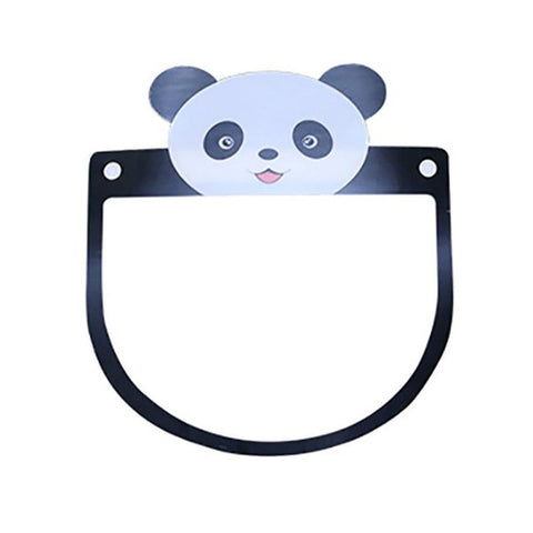 Cute Animal Face Sheilds for Kids