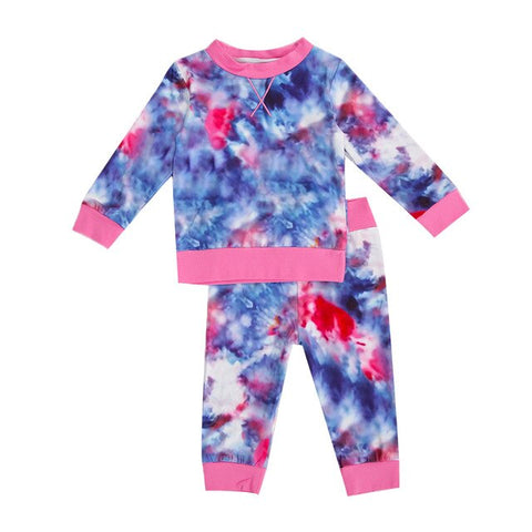 Eva Tie Dye Set - Multicolor