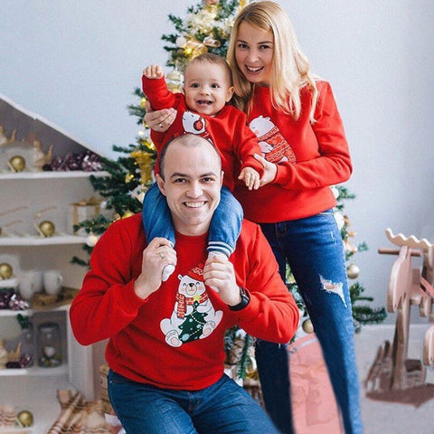 Christmas Family Matching Sweatshirt