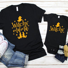 Witchy Mama Shirt Matching