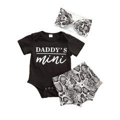 Daddy's Mini Set