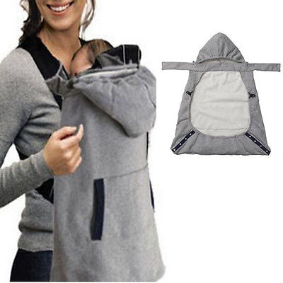 Warm Cloak Windproof Baby Carrier