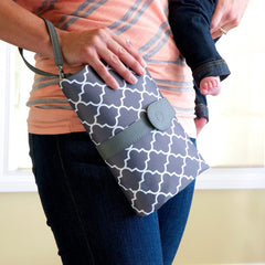 DIAPERCLUTCH PORTABLE CHANGING MAT