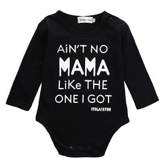 """Ain't Mama Like The One I Got"" Romper"