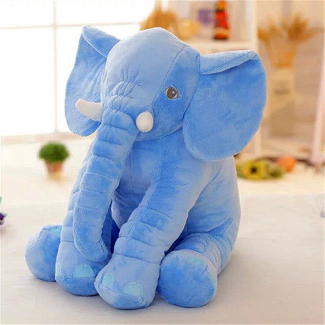 Baby Elephant Plush Pillow