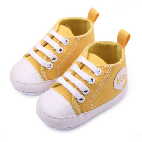 BEBE SPORTS SNEAKERS FIRST WALKER BABY SHOES