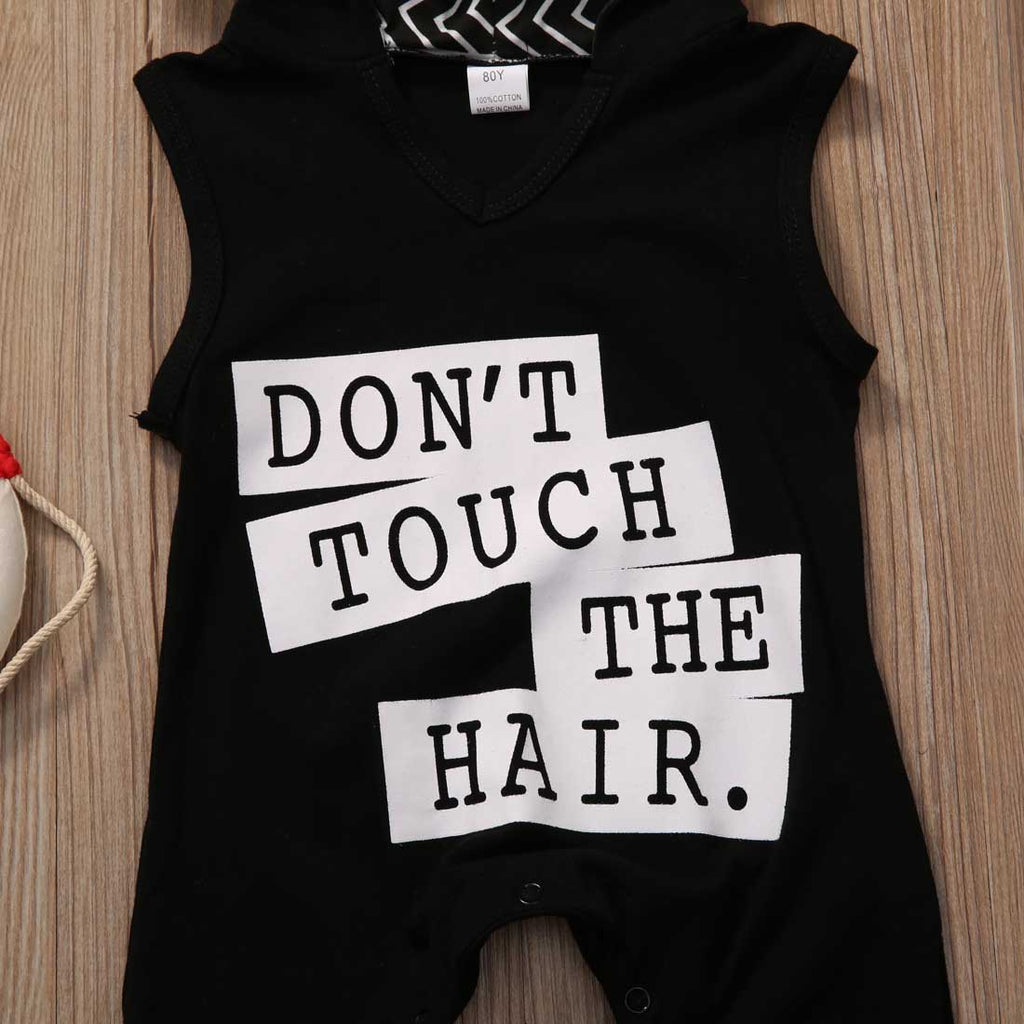 """Don Touch The Hair"" Outfit"