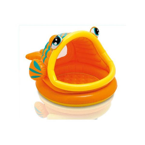 PUFFAPOOL FISHY INFLATABLE FLOAT