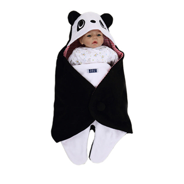 BABY ANIMAL SWADDLE SUIT