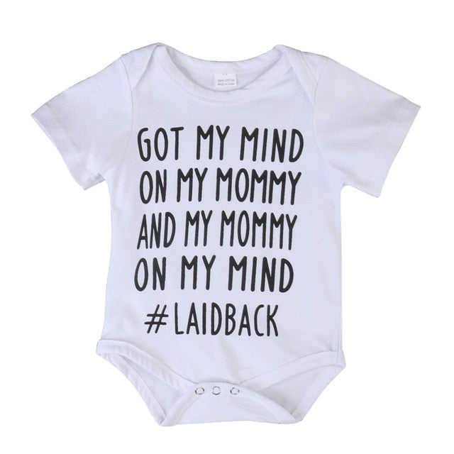 #Laidback Bodysuit - 4 Colors