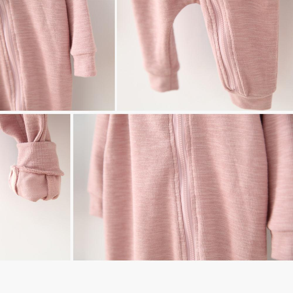 BB Cutest Warm Bunny Rompers - Autumn Winter Edition