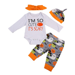 """I'm So Cute Pumpkin"" Set"