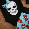 Image of Sweet Baby Skull Outfit
