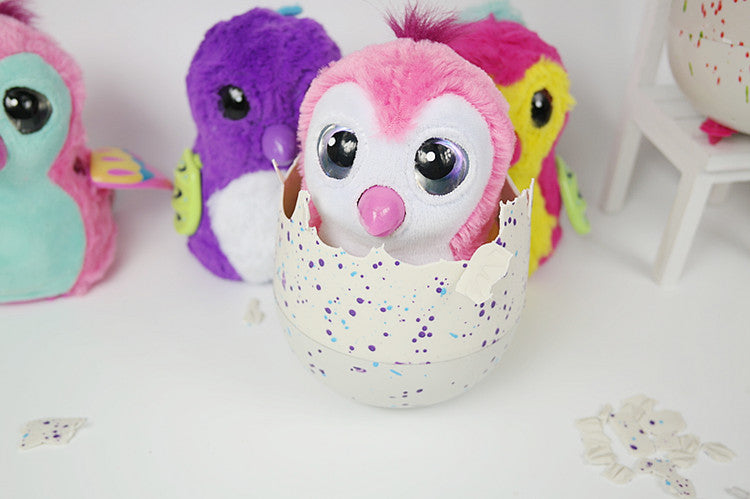 Hatchimals - The Amazing Intelligent Draggle (Super RARE!)